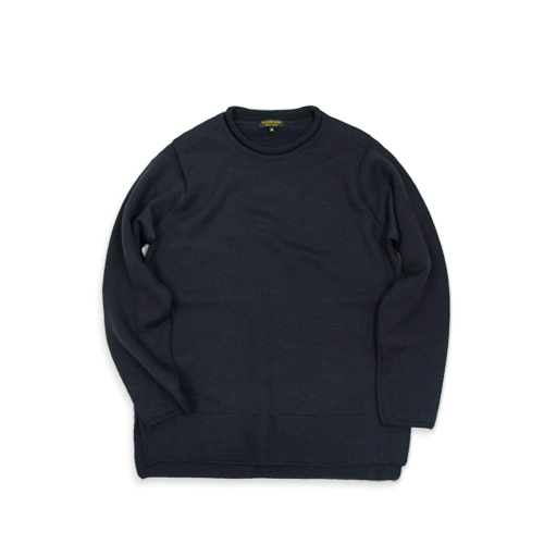 A VONTADE Roll Neck Sweater, Ink