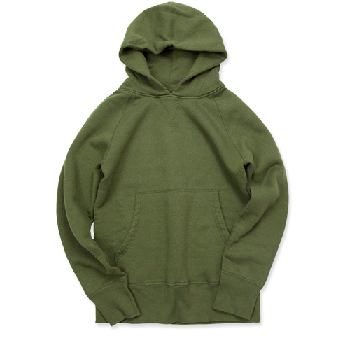 BARNS OUTFITTERS Tsurl Aml Pull Parka, Olive