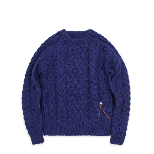 BARNS OUTFITTERS Br-6882 Knit Crew, Roy
