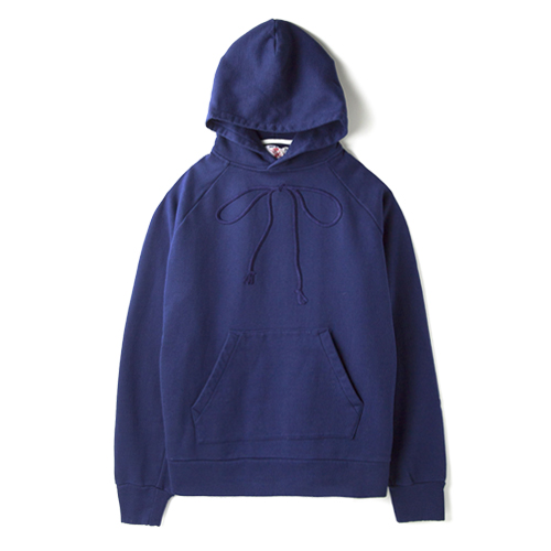 SON OF THE CHEESEEmbroidery Hoodie, Navy