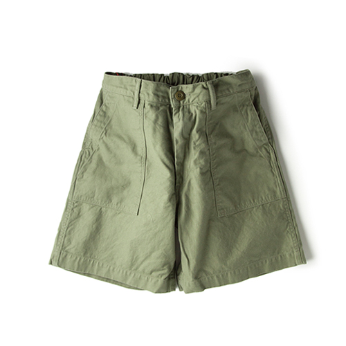 DANTON JD-2542 SBM Short, It.Olive