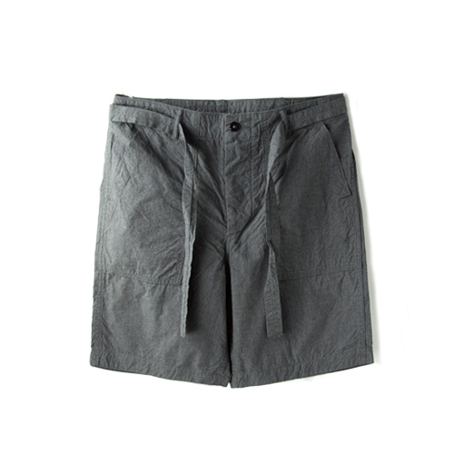 A VONTADE Utility Short W/Belt, Charcoal