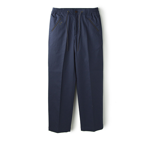 QLAD MUSEUMInno Leisure Relaxed Easy Pants, Navy