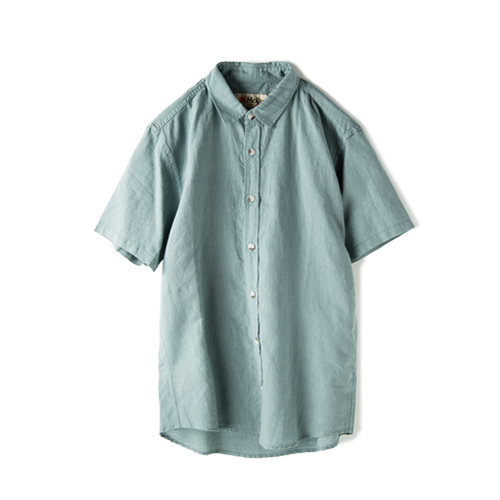 MOLLUSK SURF Summer Shirt,  Slate