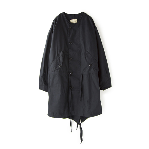 MONITALY Liner Coat,  Vancloth Black