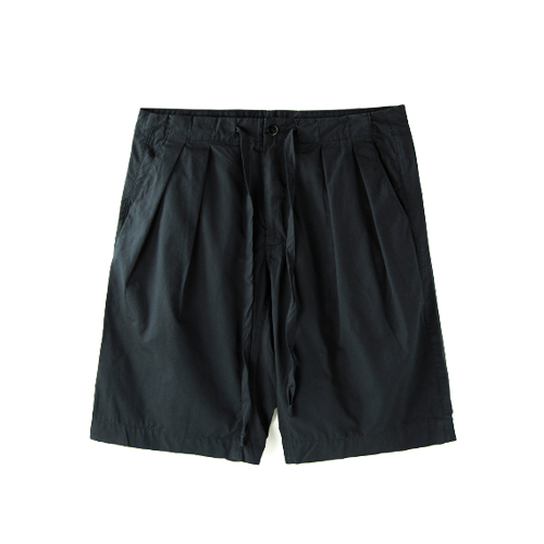 MONITALY Drop Crotch Shorts,  Vancloth Black
