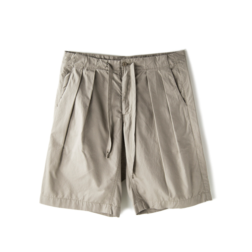 MONITALY Drop Crotch Shorts,  Vancloth Beige