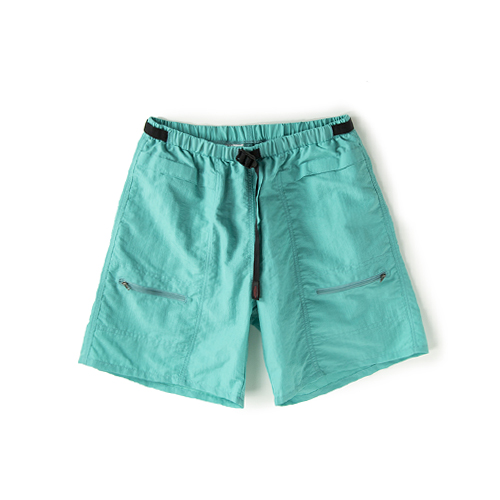 BATTENWEAR SS17406A Camp Shorts, Turquoise