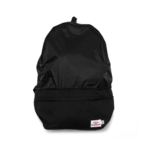BATTENWEAR SS17606A Eitherway Bag, Black / Black